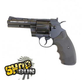 "Revolver 357 4"" calibre 4.5mm CO² - 2.8J"