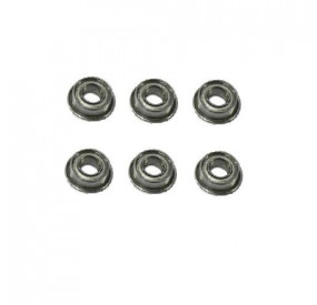Roulements Métal ELEMENT - 9mm - Pack de 6