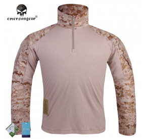 Chemise de combat camouflage AOR 1 taille S - Emerson