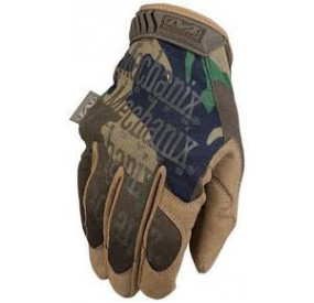 GANTS MECHANIX ORIGINAL WOODLAND CAMO TAILLE XL