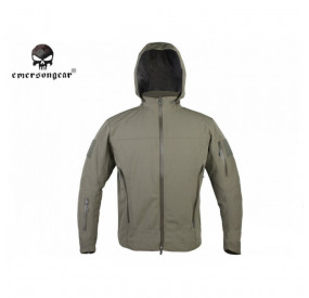 Veste Softshell Emerson - Foliage Green