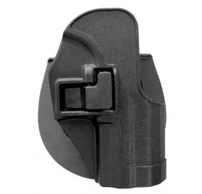 Holster flexible , attache rapide pour réplique de poing