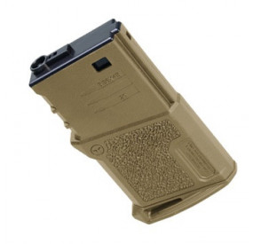 Chargeur court TAN M4/M16 120Rds ARES AMOEBA