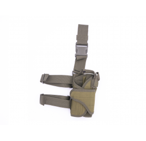 "Holster Textile Universel ""Snake"" Droitier - OD Green"