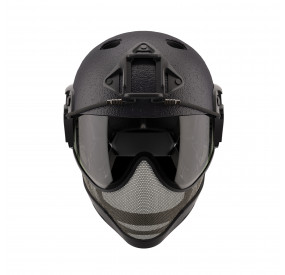 Casque Warq Raptor Black