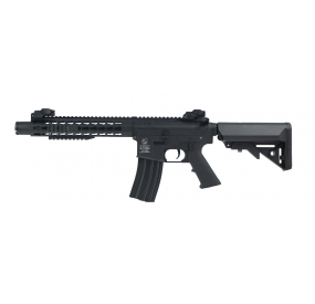 Colt M4 Keymod amplificateur Black full métal 1,2 J