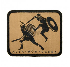 Patch ACTA NON VERBA Secutor