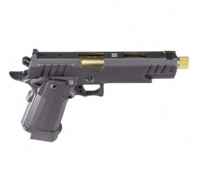 PRE ORDER PISTOLET CO2 BLOW BACK LUDUS III GOLD SECUTOR