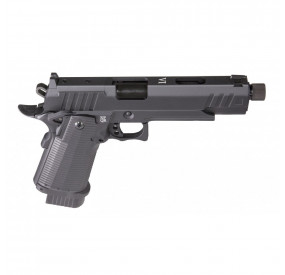 PRE ORDER PISTOLET CO2 BLOW BACK LUDUS VI NOIR SECUTOR