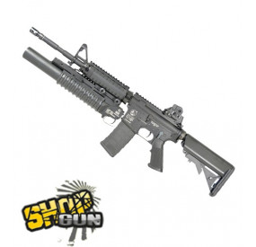 M4 A1 RIS by G&G Blow Back