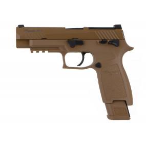 Pistolet Sig Sauer P320 M17 Gaz GBB Metal Proforce - Tan