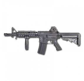 NEW COLT M4A1 RIS CQB-R AEG FULL METAL