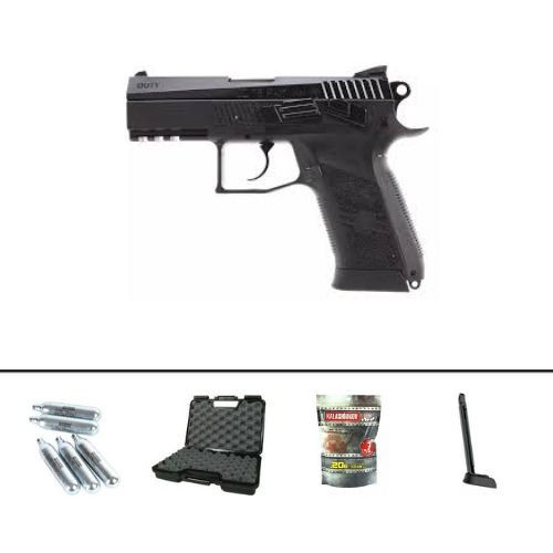 Pack Pistolet CZ 75 CO2