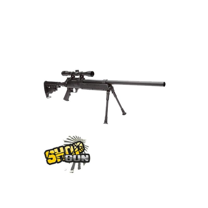 Pack Ultimate Urban Sniper ASG Spring + Billes + Lunettes +