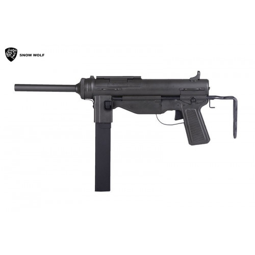 M3 Grease Gun A1 AEG Snow Wolf