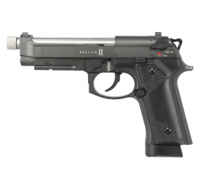 Pistolet Secutor M92 Bellum X Co2 GBB grey - SAB0002