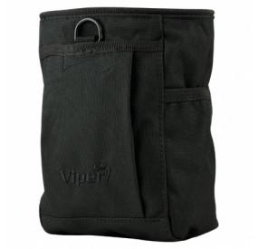Poche de délestage (Dump Pouch) MOLLE Noir Viper Tactical