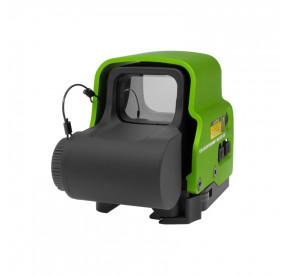 JJ AIRSOFT - Viseur holo type XPS 3-2 - Vert & Vert