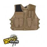 Veste Tactical Tan Recon