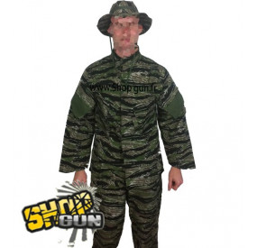 Tenue Tigerstripe Taille XL