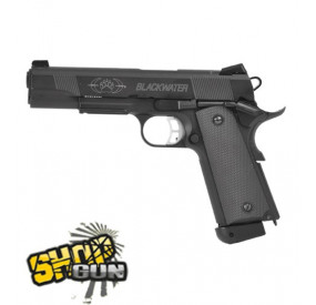 BlackWater 1911 Blowback Co²