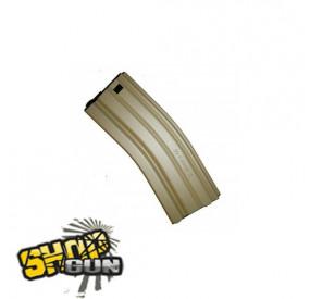 chargeur Low-cap 79 billes M4/M16 Tan
