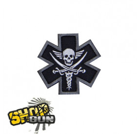 Patch Tactical Medic (Pirate) SWAT