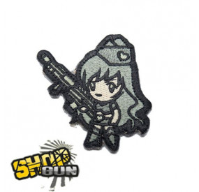 Patch gun Girl 1 ACU