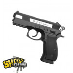 CZ 75D Dual Tone CO2 Blow Back Culasse Métal