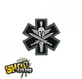 Patch velcro Tactical medic (Spartan) Swat