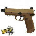 FN FNX .45 Tactical blowback Tan