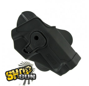 Holster CQC 360° paddle P220/P225/P226/P228/P229/P762 droitier