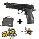 Pack Sig Sauer X-Five Blackwater Fullmetal Co²